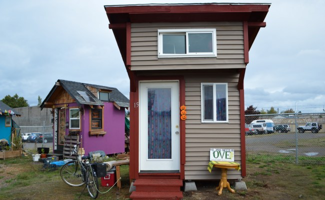 Downtown Bridge To Tiny Home Small Digs Might Be Able To