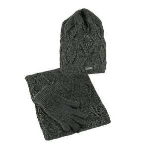 czapka-bez-pompona-komin-rekawiczki-antracyt