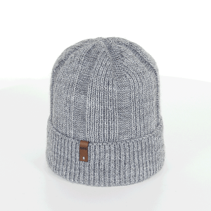 czapka-meska-szara-zimowa