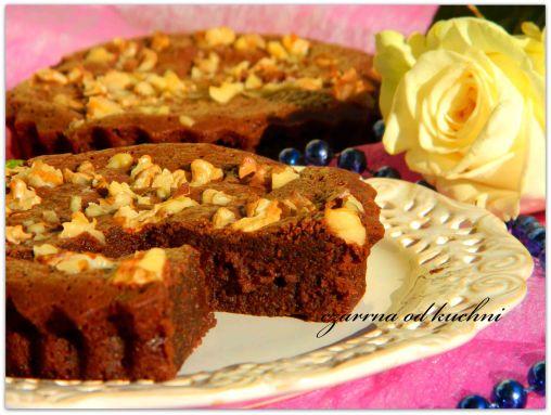 Babeczki brownies2