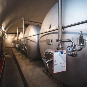 vertical beer tanks kutna hora
