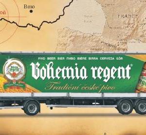 bohemia regent lorry