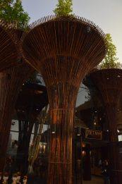 Vstup do Vietnamského pavilonu