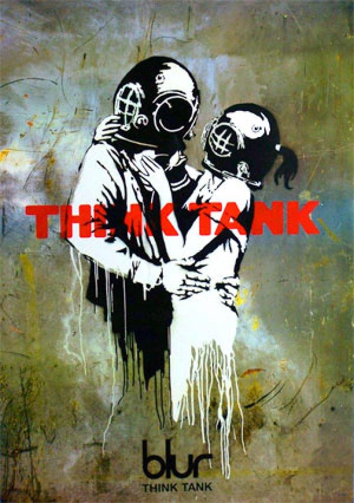 V roce 2003 jeho dílo použila kapela Blur na cover alba Think Thank.
