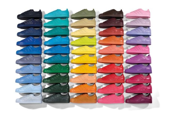 Superstar Supercolor sneakers