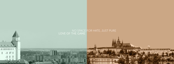 NO SPACE FOR HATE, JUST PURE LOVE OF THE GAME