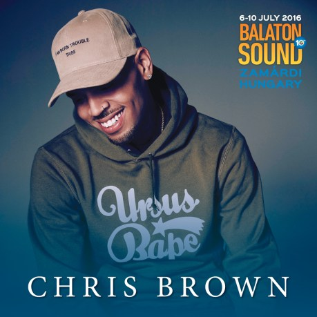 balaton sound 2016 chris brown