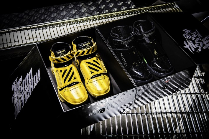 Reebok Alien Stomper Final Battle Pack