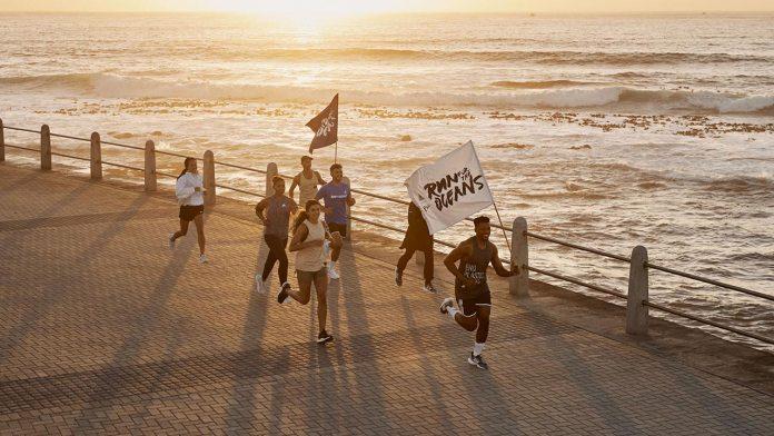 Run For The Oceans: Během za čistší oceány bez plastů