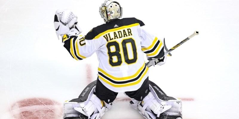Bruins loan Daniel Vladar to HC Dynamo Pardubice - Czech Points