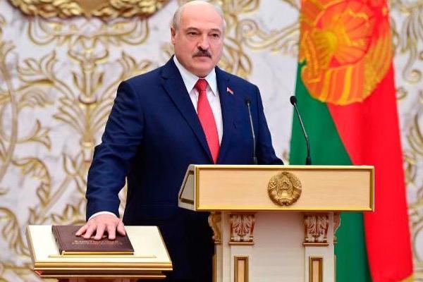 Lukashenko sworn in as Belarus president in secret ceremony - Czech Points