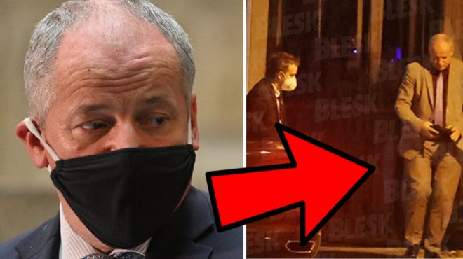 Babis demands Prymula resign for violating virus restrictions - Czech Points