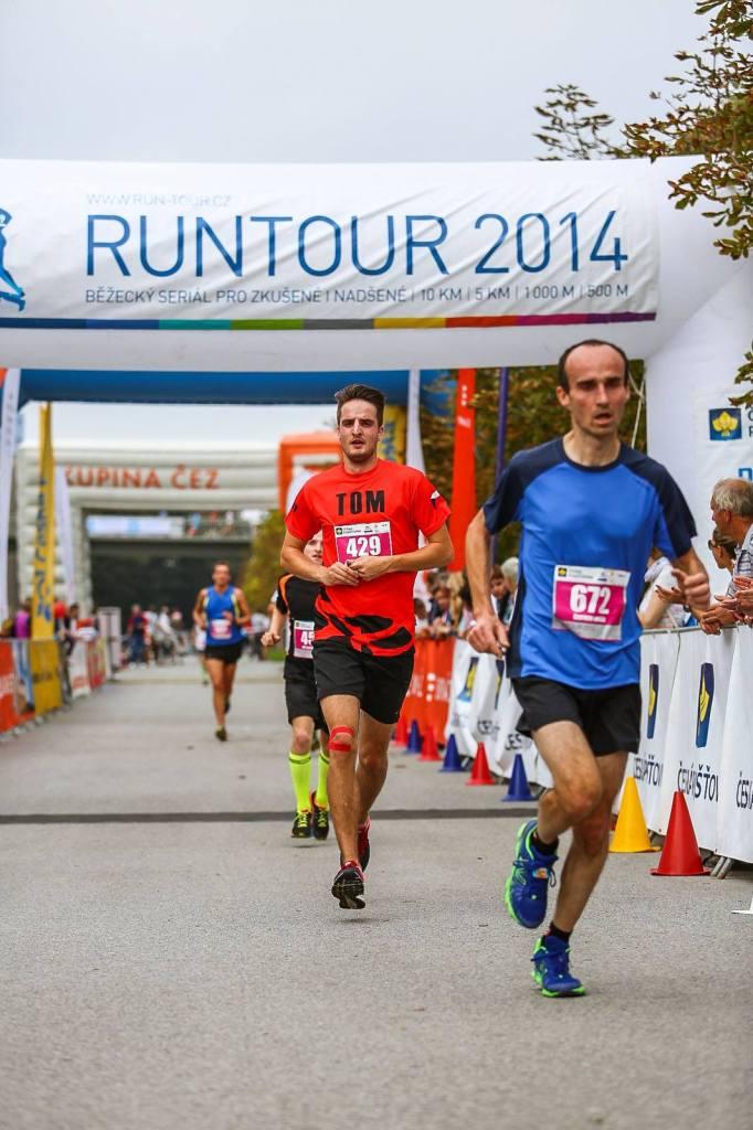 RunTour Olomouc