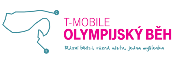 Olympijský běh logo