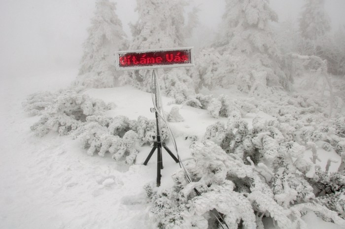 LH24 vrchol