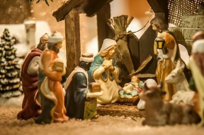 Die Sache mit Weihnachten