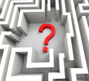 Gedankenlabyrinth ohne Ausweg...