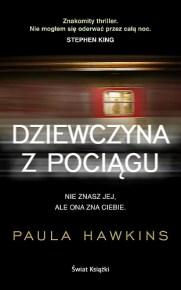 Paula Hawkins – Dziewczyna z pociągu - ebook