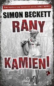 Simon Beckett – Rany kamieni - ebook
