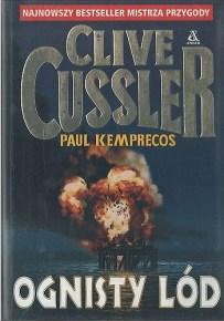 Clive Cussler & Paul Kemprecos – Ognisty lód - ebook