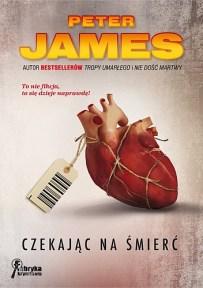Peter James – Czekając na śmierć - ebook