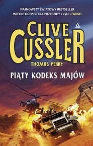Clive Cussler – Piąty kodeks Majów - ebook
