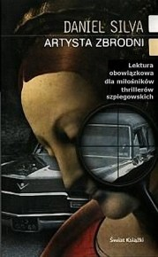 Daniel Silva – Artysta zbrodni - ebook