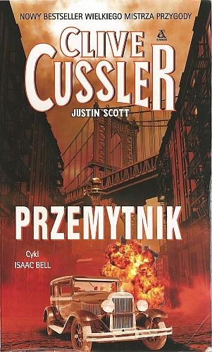 Clive Cussler & Justin Scott – Przemytnik