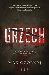 Max Czornyj – Grzech - ebook