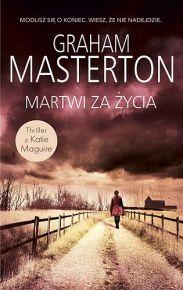 Graham Masterton – Martwi za życia - ebook