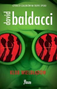 David Baldacci – Klub wielbłądów - ebook