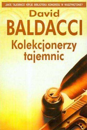 David Baldacci – Kolekcjonerzy tajemnic