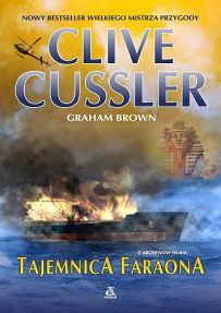 Clive Cussler & Graham Brown – Tajemnica faraona - ebook