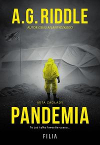 A. G. Riddle – Pandemia - ebook