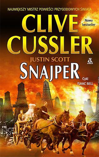 Clive Cussler & Justin Scott – Snajper