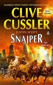 Clive Cussler & Justin Scott – Snajper - ebook