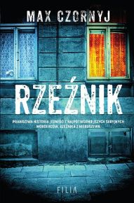 Max Czornyj – Rzeźnik - ebook
