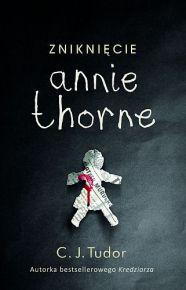 C. J. Tudor – Zniknięcie Annie Thorne - ebook