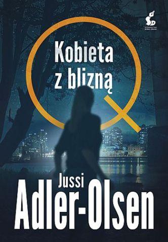 Jussi Adler-Olsen – Kobieta z blizną