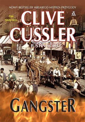 Clive Cussler & Justin Scott – Gangster