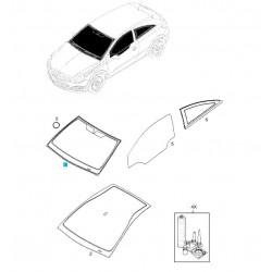 Szyba czołowa, przednia GM 24463943 (Opel Astra H GTC