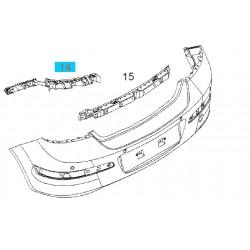 Ślizg, wspornik zderzaka tylnego lewy GM 24460358 (Opel