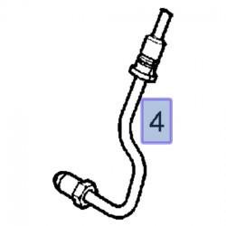 Przewód sprzęgła manualnej skrzyni biegów F23 93172647