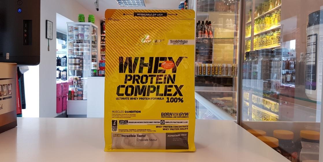 Whey Protein Complex - Olimp Muscle Power Częstochowa - sklep z suplementami i zdrową żywnością
