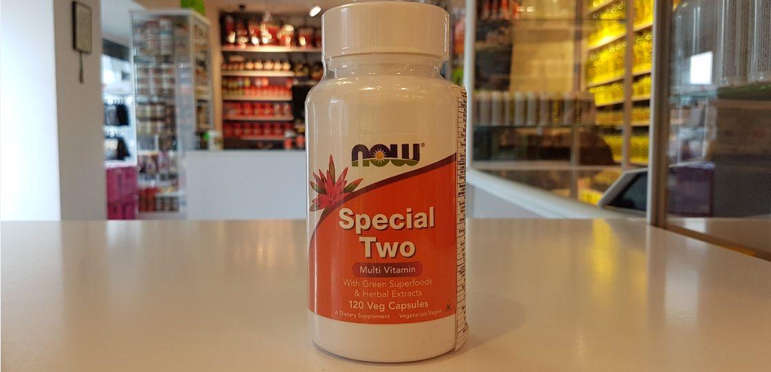 Special Two - Now Muscle Power Częstochowa - sklep z suplementami i zdrową żywnością