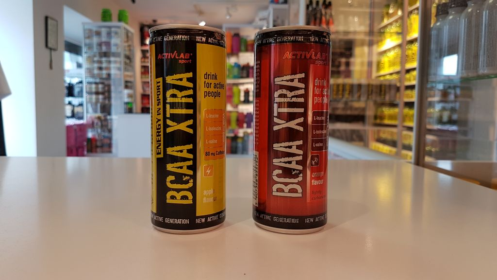 Aminokwasy BCAA Drink - Activlab Muscle Power Częstochowa - sklep z suplementami i zdrową żywnością