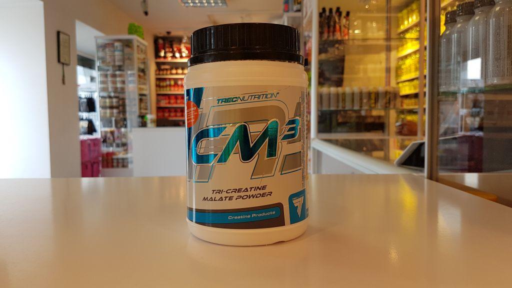 CM3 - Trec Muscle Power Częstochowa - sklep z suplementami i zdrową żywnością
