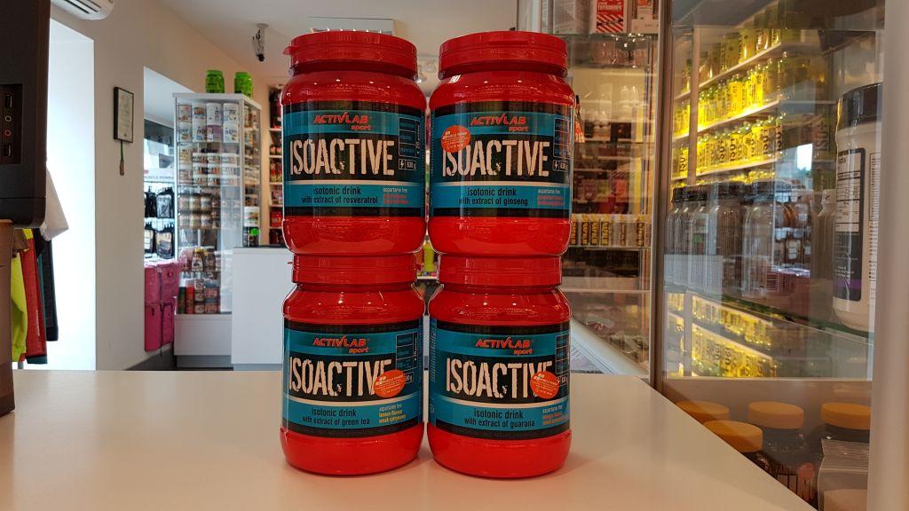 Isoactiv - Activlab Muscle Power Częstochowa - sklep z suplementami i zdrową żywnością