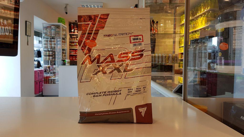 Mass XXL - Trec Muscle Power Częstochowa - sklep z suplementami i zdrową żywnością