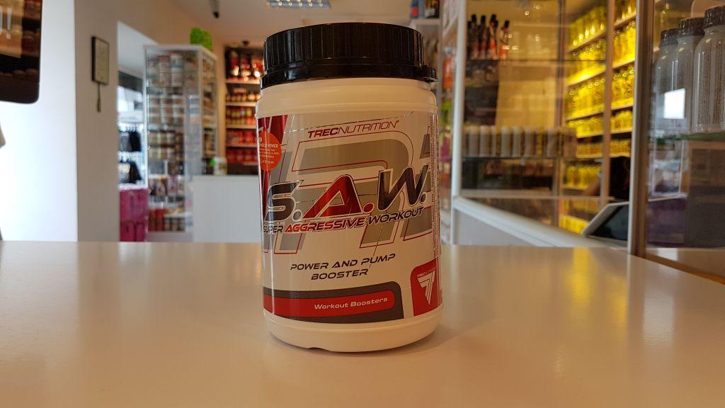 S.A.W. - Trec Muscle Power Częstochowa - sklep z suplementami i zdrową żywnością